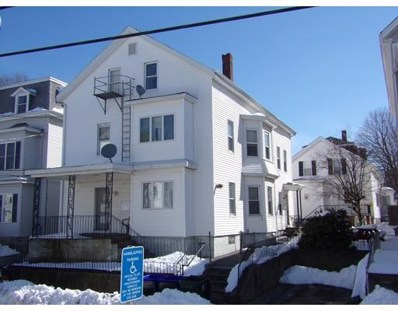 52 Forest St., Fall River, MA 02721 - #: 72293713