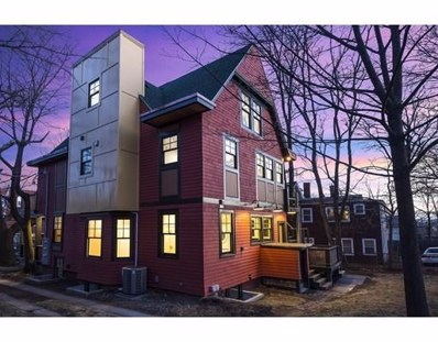 40 Laurel St, Somerville, MA 02143 - #: 72295311