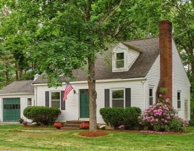 822 Barretts Mill Road, Concord, MA 01742 - #: 72295785