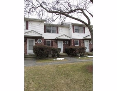 55 Empire St UNIT 11, Chicopee, MA 01013 - #: 72296850