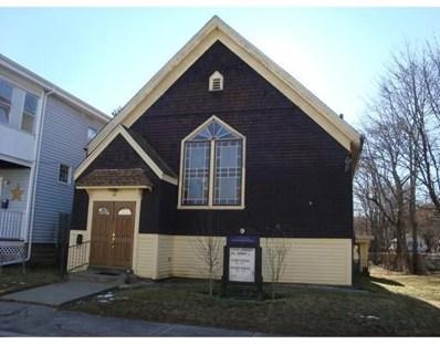 43 Orange Street, Attleboro, MA 02703 - #: 72297817