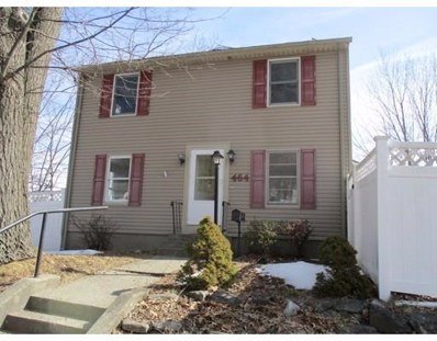 464 Mill St, Worcester, MA 01602 - #: 72298029