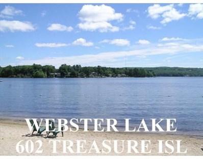 602 Treasure Island Road UNIT 602, Webster, MA 01570 - #: 72298912