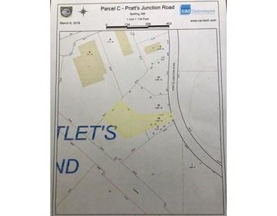 Parcel C Pratts Junction Rd, Sterling, MA 01564 - #: 72299053