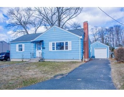 37 White Birch Ave, Chicopee, MA 01020 - #: 72299181