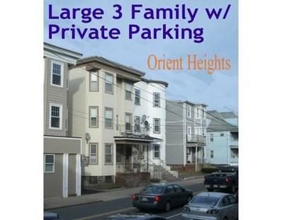 1052 Saratoga St, Boston, MA 02128 - #: 72300031