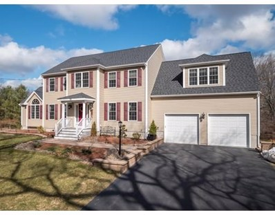 90 Huntsbridge, North Attleboro, MA 02760 - #: 72302445