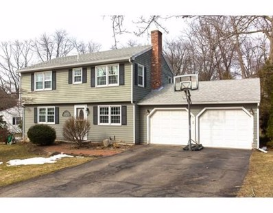 4 Minuteman Way, Shrewsbury, MA 01545 - #: 72302944