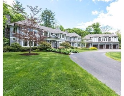 8 Claridge Drive, Weston, MA 02493 - #: 72305180