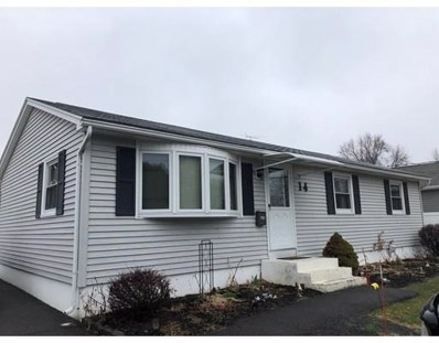 14 Perry St, Chicopee, MA 01013 - #: 72305355