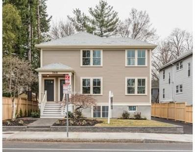 368 Concord Avenue UNIT 1, Cambridge, MA 02138 - #: 72307324