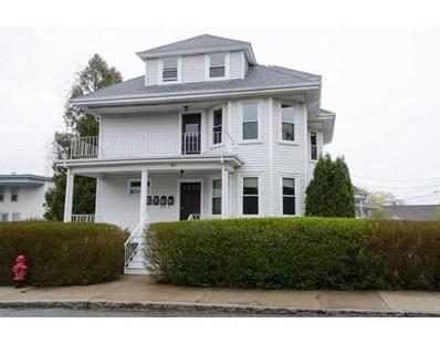21 Highland Ave. UNIT 1, Beverly, MA 01915 - #: 72310072