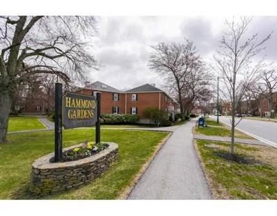9 Hammond Pond Pkwy UNIT 1, Newton, MA 02467 - #: 72311281