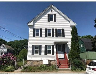 43 Liberty St, New Bedford, MA 02740 - #: 72311842