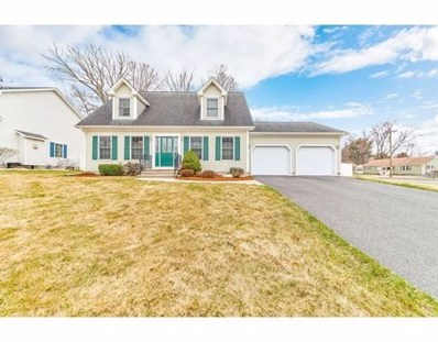 5 Barrington Dr, Springfield, MA 01129 - #: 72311986