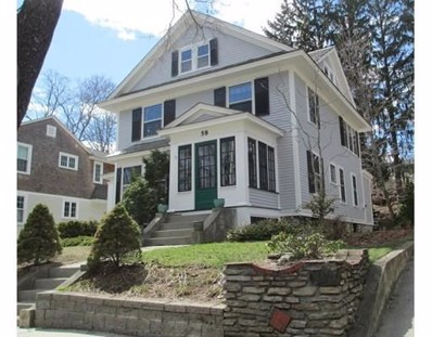 58 Howland Terrace, Worcester, MA 01602 - #: 72313635