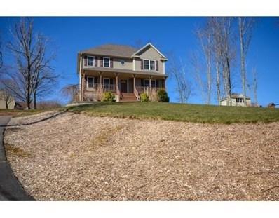 43 New Braintree Rd, North Brookfield, MA 01535 - #: 72313666