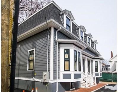 1 Perkins Place UNIT 1, Somerville, MA 02145 - #: 72315410