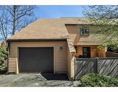 2 Danforth Way UNIT 2, Franklin, MA 02038 - #: 72315479