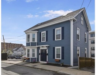 8 Hardy Street UNIT 1, Beverly, MA 01915 - #: 72317460