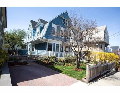 22 Sycamore St, Somerville, MA 02143 - #: 72318677