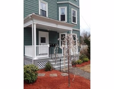 254 Clyde St UNIT 1, Brookline, MA 02467 - #: 72318881