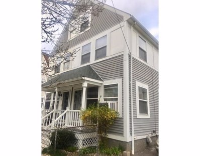32 Crowell St, Boston, MA 02124 - #: 72319676