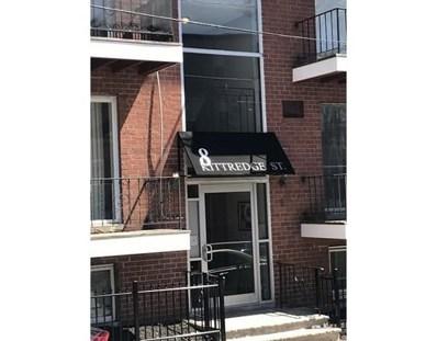 8 Kitterdge Street UNIT 1, Boston, MA 02131 - #: 72321527