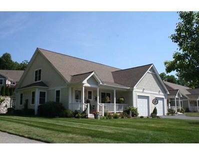 34 Whitman Bailey Drive UNIT 00, Auburn, MA 01501 - #: 72321718