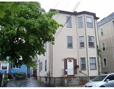 25 Warren Street, New Bedford, MA 02744 - #: 72322929