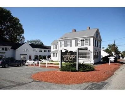 345 Boston Post Road UNIT A, Sudbury, MA 01776 - #: 72323814
