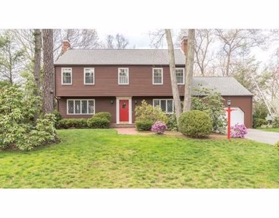 8 Birch Hill Ln, Lexington, MA 02421 - #: 72323968
