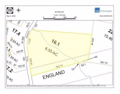 Lot  7-A-1 Dunhamtown Brimfield Rd, Brimfield, MA 01010 - #: 72324030