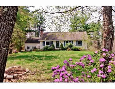 106 North Row Rd, Sterling, MA 01564 - #: 72325268