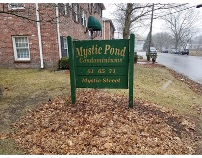 71 Mystic St UNIT 12, Methuen, MA 01844 - #: 72326632