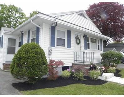3 Garfield Ave, Danvers, MA 01923 - #: 72327581
