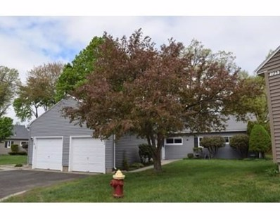 121 Horseshoe Drive UNIT 121, Chicopee, MA 01022 - #: 72327862