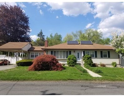16 Riverpark Ave, Chicopee, MA 01013 - #: 72328421