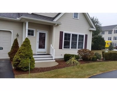 3 Crescent Way UNIT 3, Sturbridge, MA 01566 - #: 72329586
