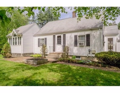 11 Breakneck Hill Road, Southborough, MA 01772 - #: 72330360