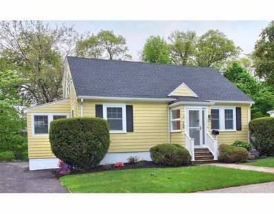 10 Nancy Rd, Dedham, MA 02026 - #: 72330402
