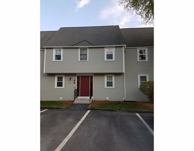 14 Bayberry Drive UNIT 14, Worcester, MA 01607 - #: 72330912