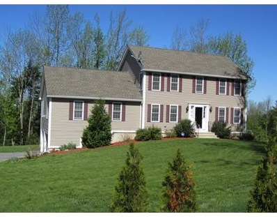 9 Clealand Cir, Rutland, MA 01543 - #: 72331777