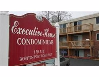 116 Boston Post Road UNIT 105, Marlborough, MA 01752 - #: 72331823