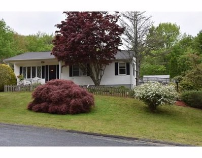 11 Luther Lane, Dudley, MA 01571 - #: 72332311