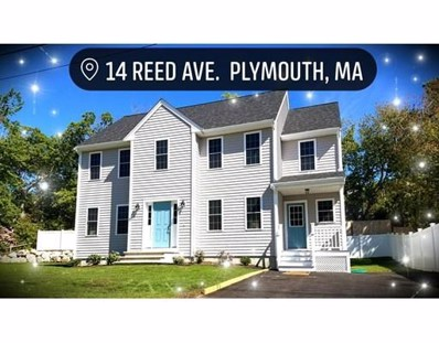 14 Reed Avenue, Plymouth, MA 02360 - #: 72333196