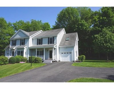 13 Railroad St UNIT 13, Pepperell, MA 01463 - #: 72333397