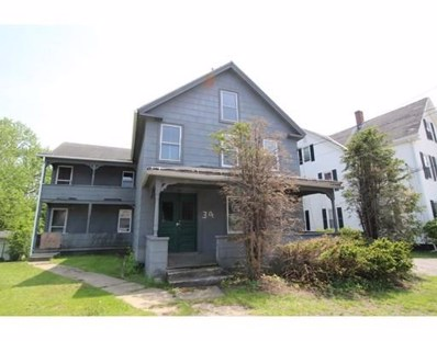 34 Main St, Spencer, MA 01562 - #: 72333929