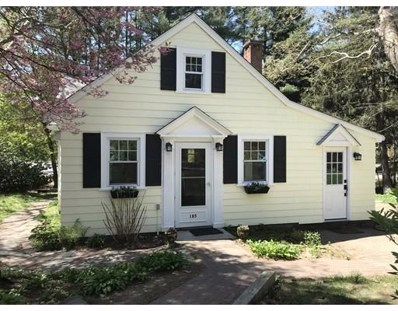 185 South Street, Medfield, MA 02052 - #: 72334429