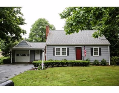 450 Walnut St, West Bridgewater, MA 02379 - #: 72334904
